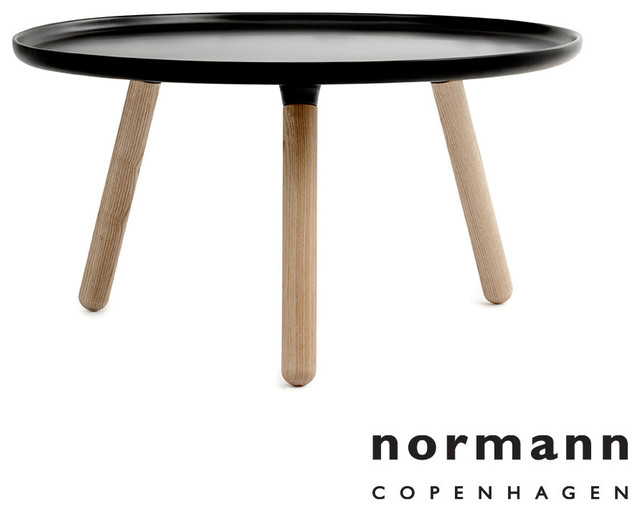 tablo table large black normann copenhagen modern. Black Bedroom Furniture Sets. Home Design Ideas