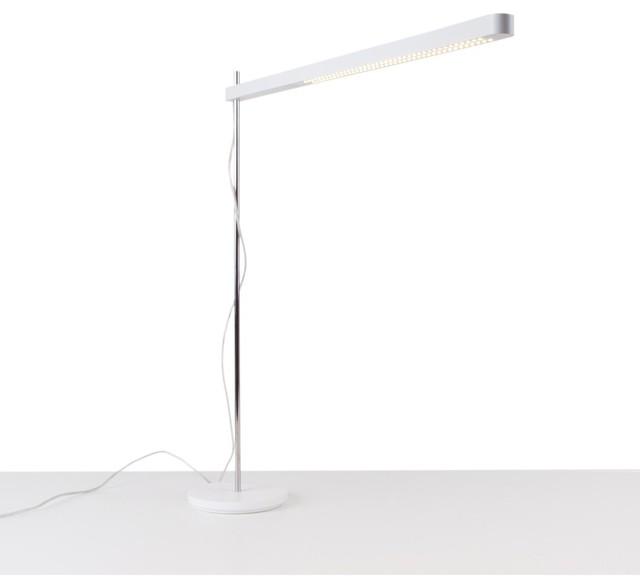 Talak tavolo led schreibtischleuchte moderne lampe poser par ambientedirect - Lampe moderne een poser ...
