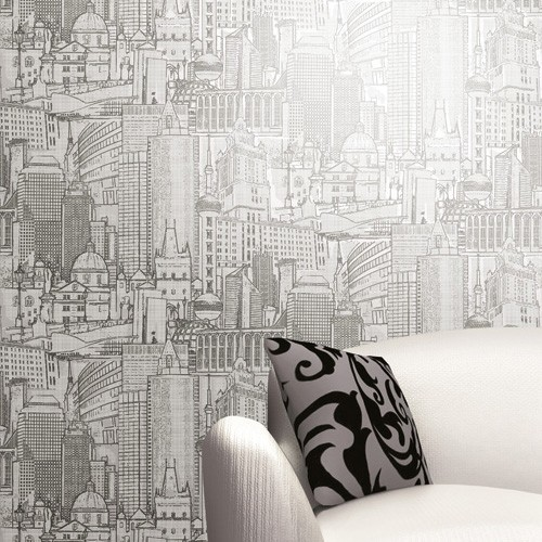 york wallcoverings risky business ii great expectations herringbone wallpaper in pearlescent blue design by york