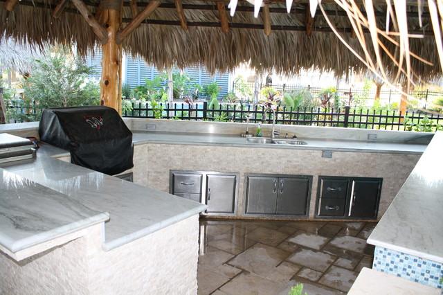 Outdoor kitchens by increte of houston houston de for Outdoor kitchen designs houston