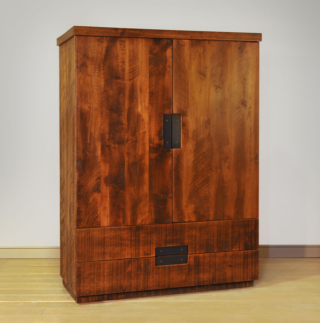 Barossa valley wardrobe armoire modern armoires and for Armoire salon design