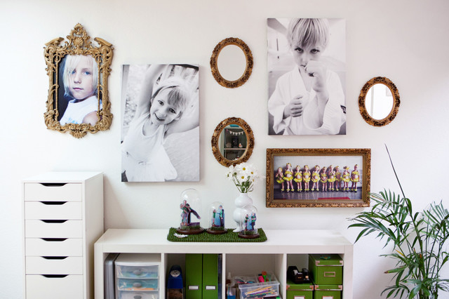 The Sentimental Townhome Eclectic Los Angeles By Robyn Davis Being