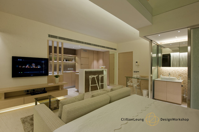 The Arch A Perfect City Pad A Chic Hotel D Cor Modern Living Room H
