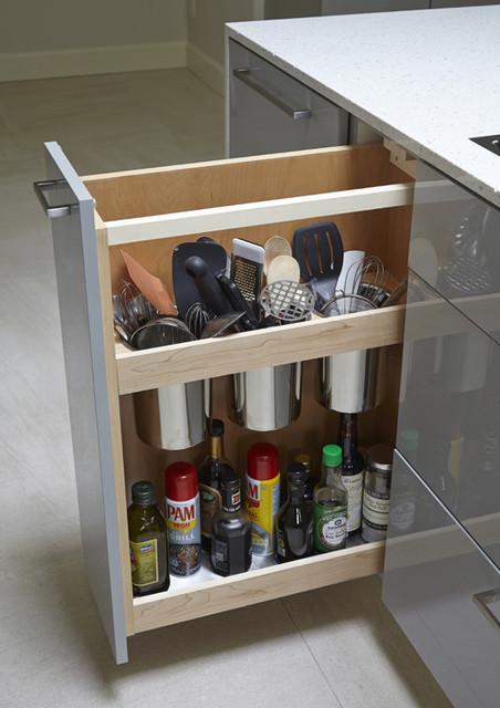 Stunningly modern in norman modern kitchen oklahoma for Bathroom remodel norman ok