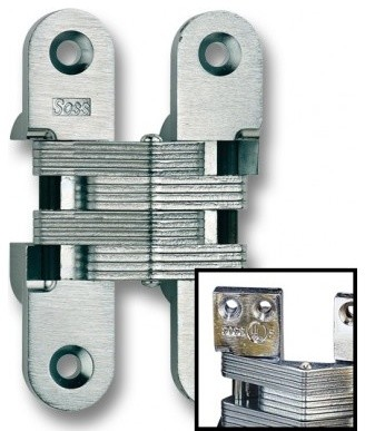 Cabinet Door Hinges - Hinges - other metro - by Custom Service Hardware, Inc