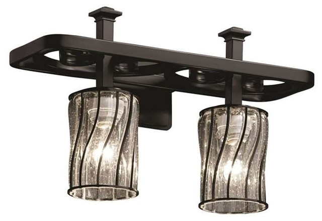 Justice Design Bath Bar Transitional Bathroom Vanity Lighting By Shopfreely