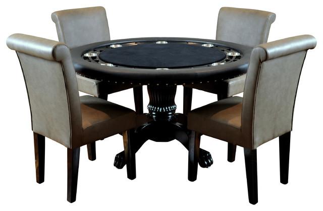 Beach poker table