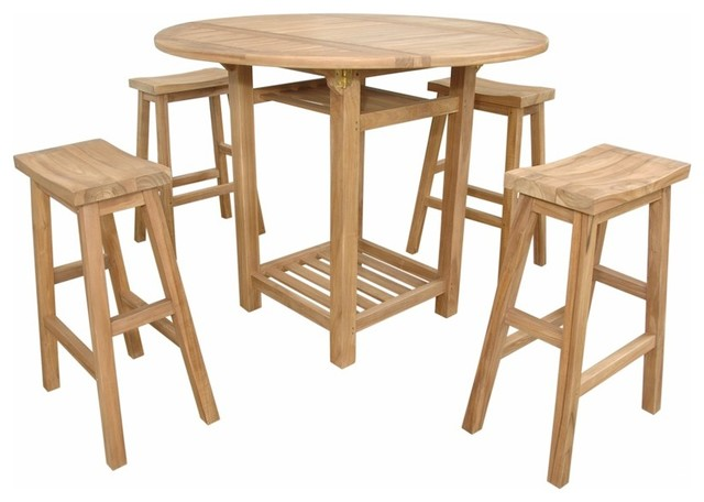 Seacrest Alpine I Counter Set Contemporary Patio Furniture And Outdoor Furniture