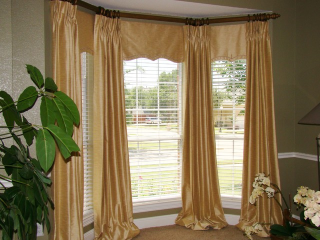 Custom Drapery In Flower Mound Tx Window Treatments
