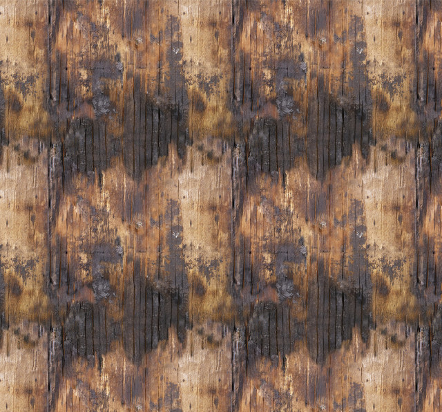 Removable Wallpaper Singed Wood Peel Amp Stick Self Adhesive