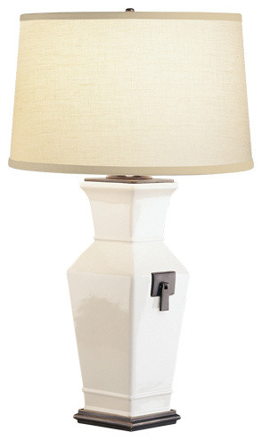 robert abbey shaolin table lamp 214 modern table lamps by