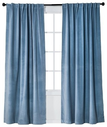 Curtains Ideas blue velvet curtains : Blue Velour Curtains - Best Curtains 2017