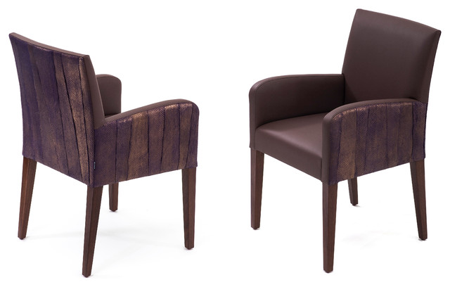 Harvest collection contemporary dining chairs for Modern dining chairs vancouver