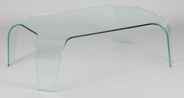 Table basse en verre turtle contemporary coffee tables - Tables basse en verre ...