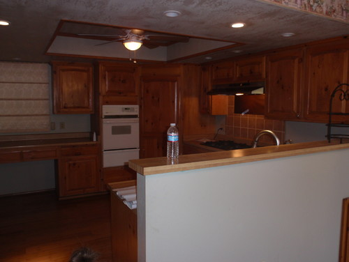 What Wall Color Would Go With Knotty Pine