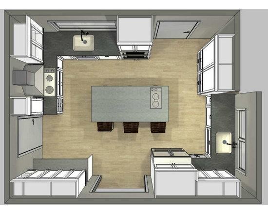 Save email for Kosher kitchen design plans