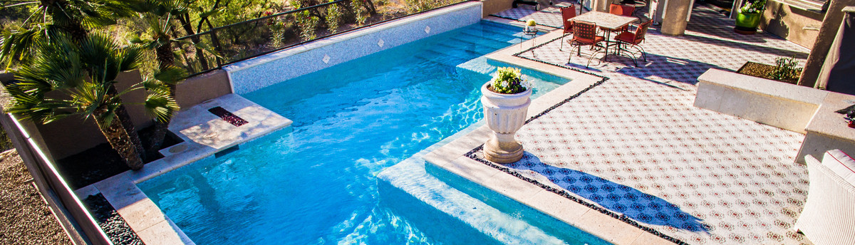 Omni pool builders llc tucson az us 85716 for Pool design tucson