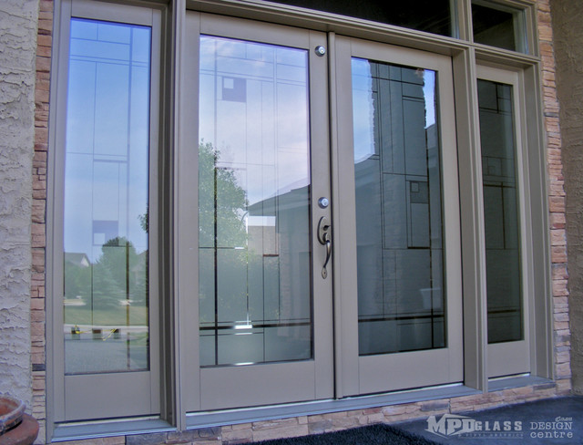 Decorative door designs modern front doors other Modern glass exterior doors
