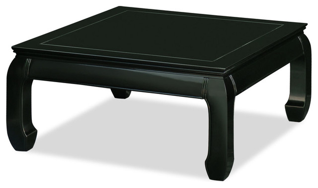 Rosewood Ming Style Square Coffee Table Asian Coffee Tables By China Furniture And Arts