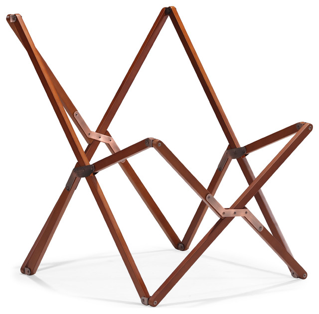 Draper Occasional Chair by Zuo Modern Modern Folding Chairs And Stools