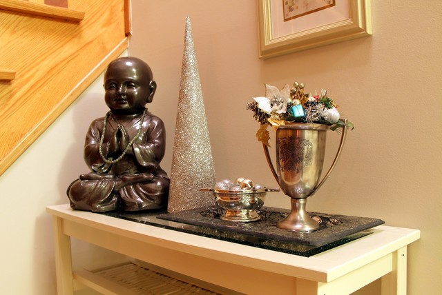 Christmas decor your story by design transitional for Home decor yorkton