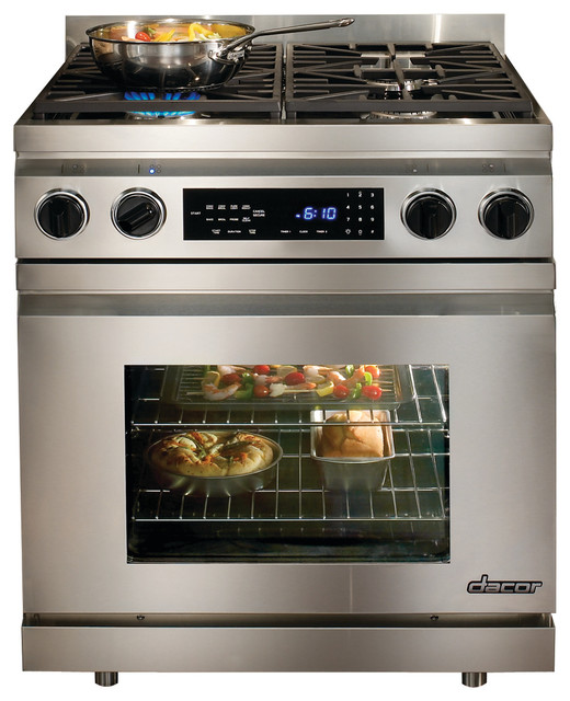 fuel range stainless steel dr30dilph gas ranges and electric ranges