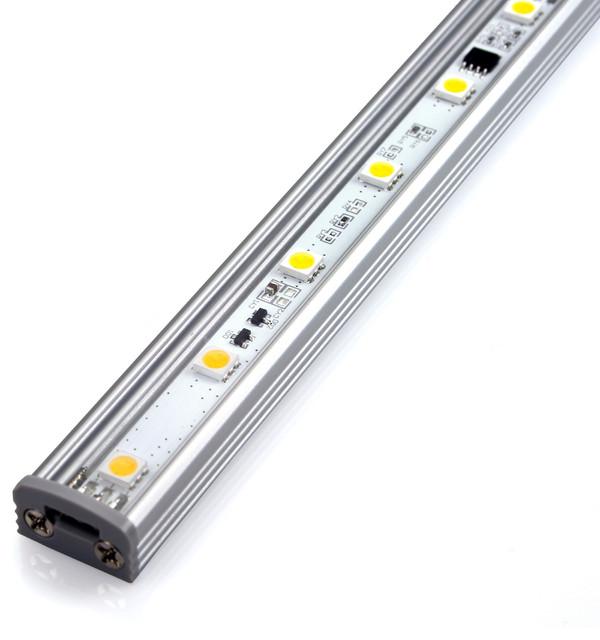 Led Light Fixture Bar: LuxBar Series LED Linear Light Bar Fixture