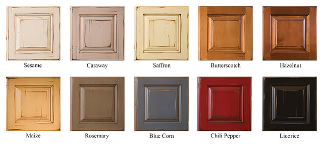 Cabinet finish options Kitchen cabinet finishes 2014