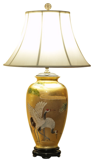 Asian Ceramic Lamps 48