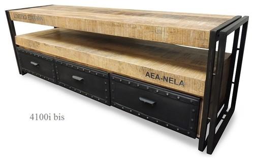 Quel prix pour un meuble de ce type for Meuble style industriel meilleur prix