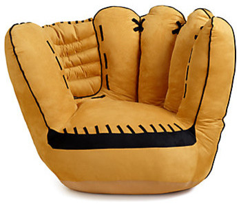Fat Boy Sofa also Synthetic Leather Modern Chair And Ottoman Set 32460309 moreover Baseball Glove Chair Game Room And Bar Furniture as well 38431764 also Dandy Tall 3 In 1 Bed Frame. on brown faux leather bean bag chair