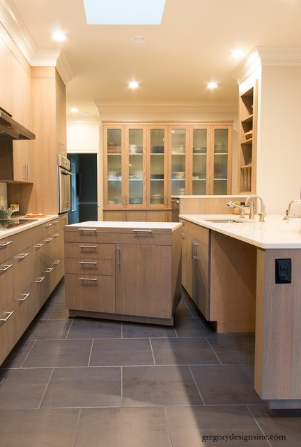 Universal Design Home Remodel - Modern - by Wilmes & Associates Architects
