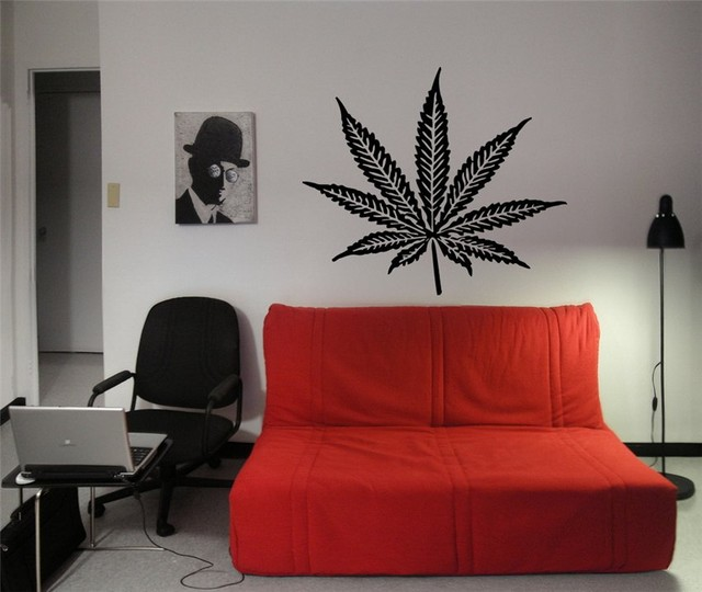 Wall Vinyl Designs 25 best ideas about wall vinyl on pinterest adhesive vinyl and decorating adhesives Cannabis Leaf Stylish Floral Design Wall Vinyl Sticker Decals Art Mural Wall Decals