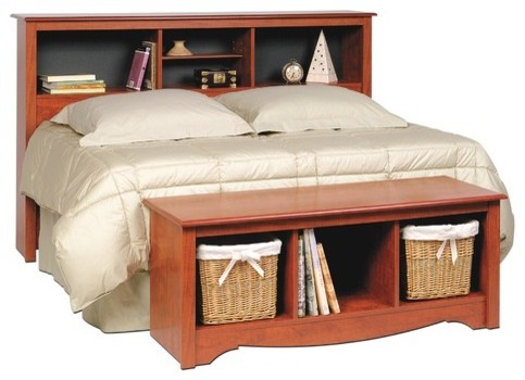 monterey wood storage bedroom bench modern accent and storage benches