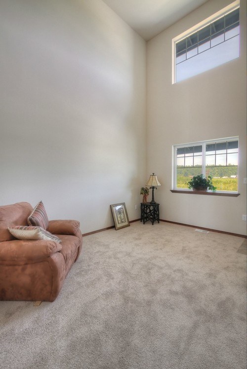 paint ideas for small room with high ceiling