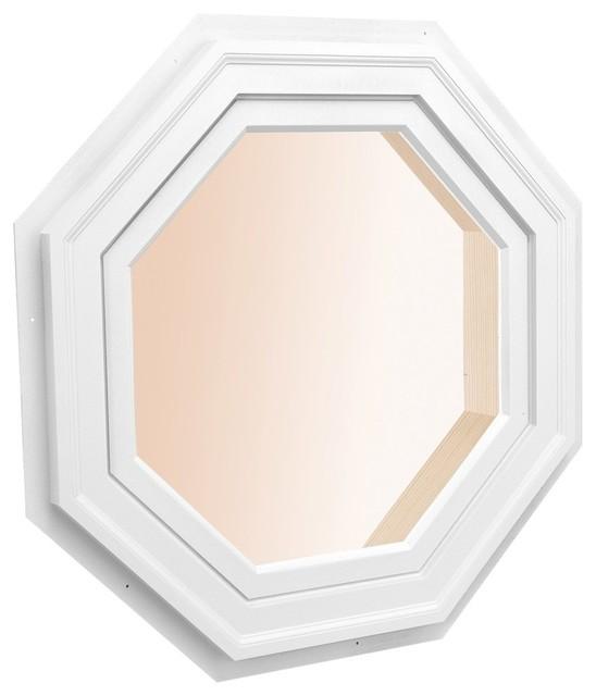 Octagon Accent Window Windows By Awsco
