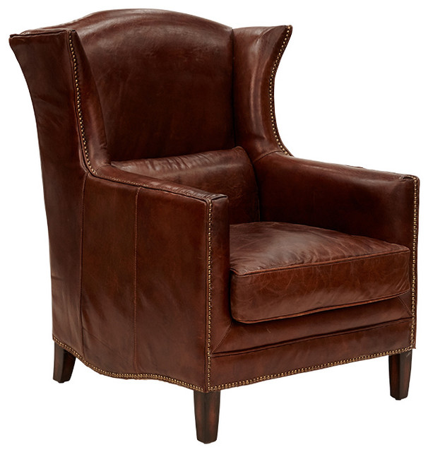 Montague Wingback Traditional Armchairs Accent Chairs Sydney By