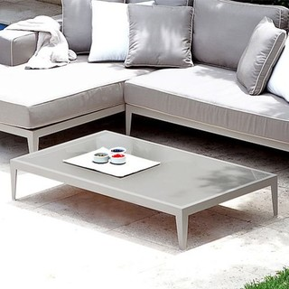 Harbour Outdoor Balmoral Coffee Table Modern Garden Coffee Tables By