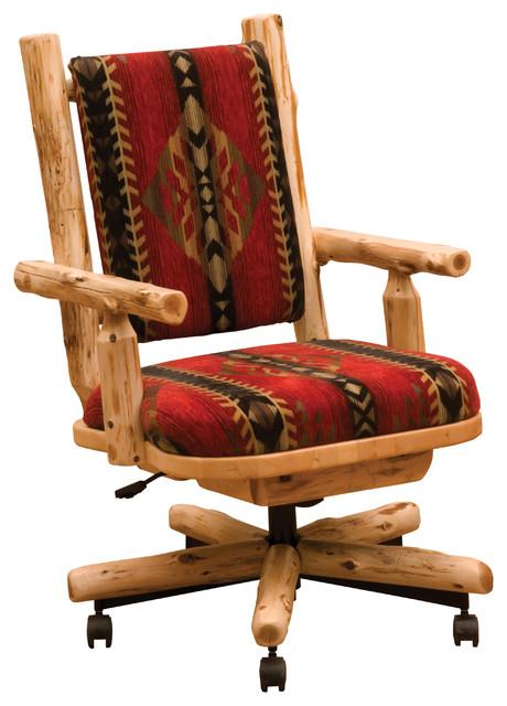 Cedar Upholstered Executive Chair Standard Fabric
