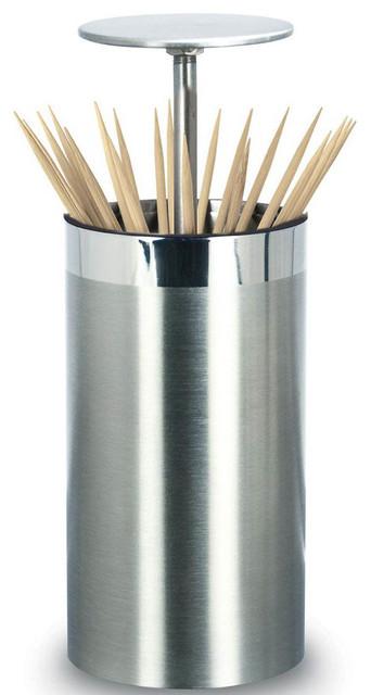 Pop up toothpick holder modern - Pop up toothpick dispenser ...