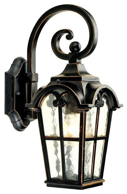 Industrial Style Outdoor Wall Lights : 15.24