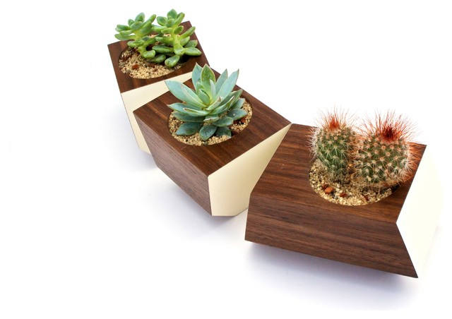 Boxcar Planter Series Modern Home Accessories Decor Portland By