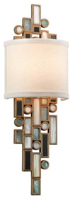 All Modern Wall Sconces : Dolcetti Shade Wall Sconce - Modern - Wall Sconces - by Lightology