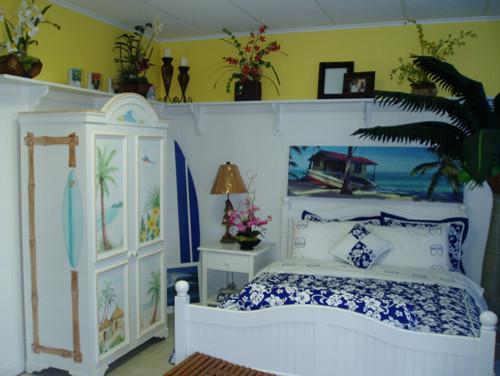 Hawaiian Print Comforters: Hawaiian Bedding