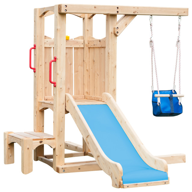 indoor swing set for toddlers 1