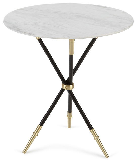 Jonathan Adler Rider Tripod Table Side Tables End Tables Dallas