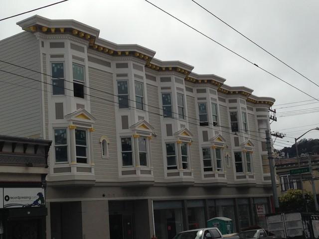 Fire Restoration Lower Haight San Francisco Ca