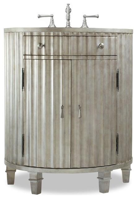 Designer Series Bathroom Vanities - Shabby-chic Style ...