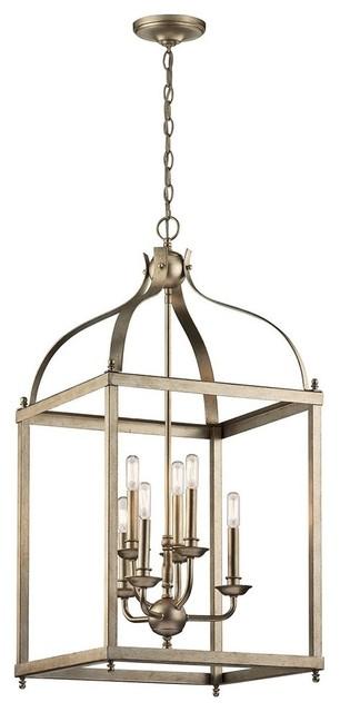 Traditional Foyer Lighting : Kichler lighting larkin foyer dgs light