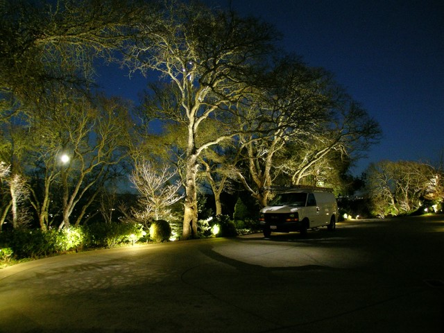 Landscape Lighting Led Conversion : Alamo ca led conversion outdoor lighting san diego di artistic